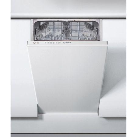 Masina de spalat vase incorporabila Indesit DSIE 2B10 – Review si Recomandari