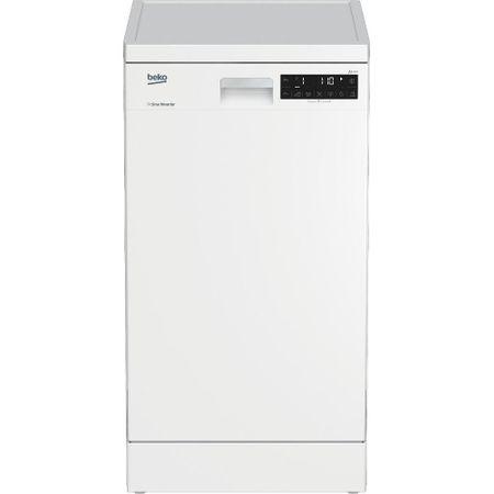 Masina de spalat vase slim Beko DFS39130W – Review si Pareri utile