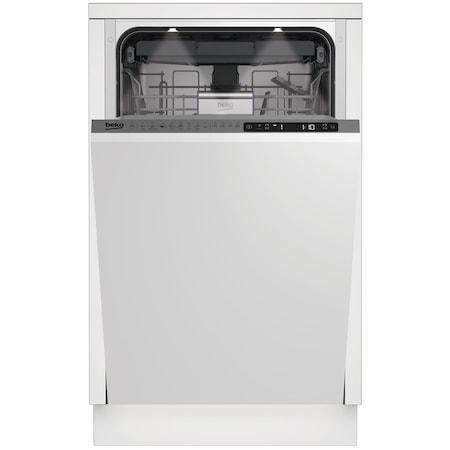 Masina de spalat vase incorporabila Slim Beko DIS28122 : Review si Recomandari